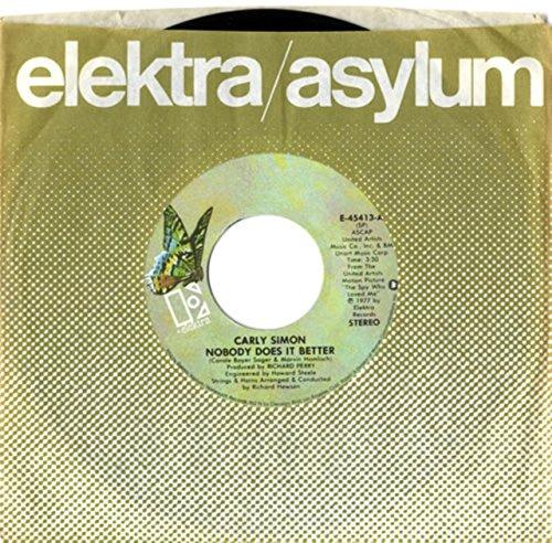 Carly Simon - Nobody Does It Better - Lyrics2You