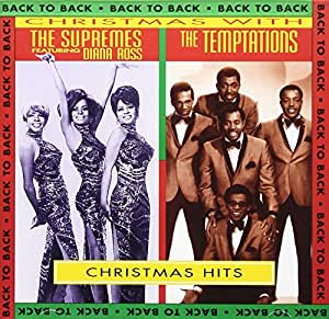 Supremes / Temptations - Christmas With The Supremes And The Temptations - Amazon.com Music