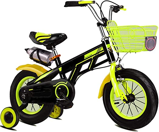 YUMEIGE Bicicletas Bicicleta for niños niñas 12 14 16 18 pulgadas ...