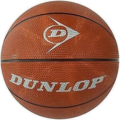 Dunlop - Balón de baloncesto, todo el año, color naranja oscuro ...