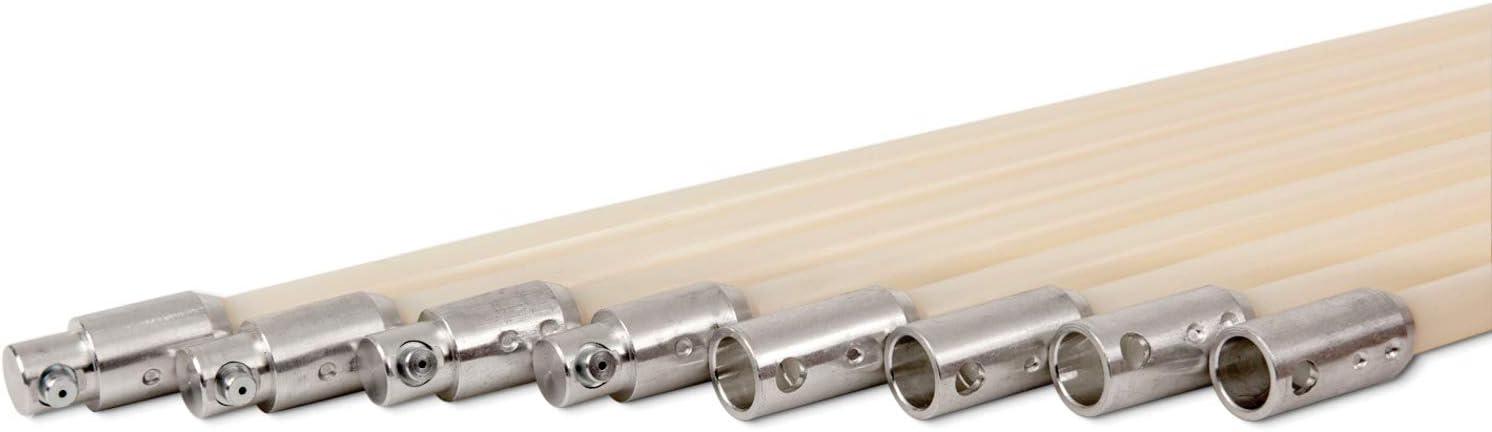 Gardus PRD308 SootEater Pellet Rod Silver 2-Pack