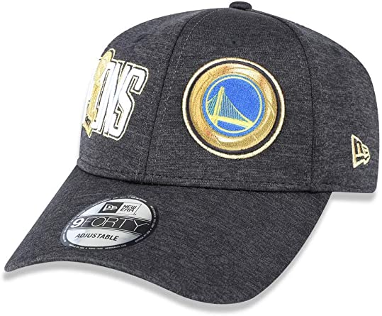 New Era Golden State Warriors 9FIFTY 2017 NBA Finals Champions Adjustable Snapback HatCap