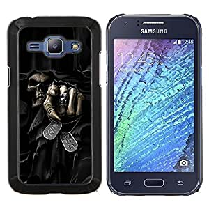 - Death Grim Reaper Skull Evil For Samsung Galaxy J1 J100 J100H Hard Snap On Cell Phone Case Cover @ Cat Family