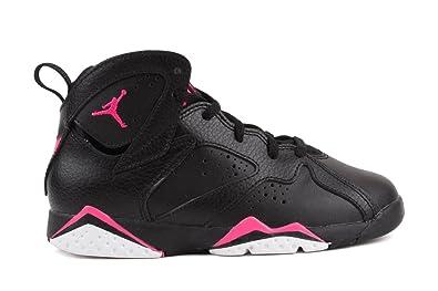 4185ab081f3fb3 ... switzerland nike jordan retro 7quot hyper pink black hyper pink hyper  pink little 4c97d c15e3