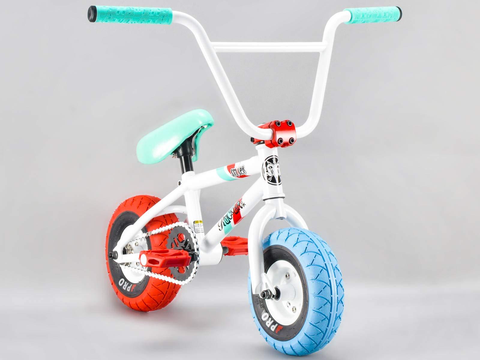 Rocker BMX Mini BMX Bike iROK+ Smiler RKR
