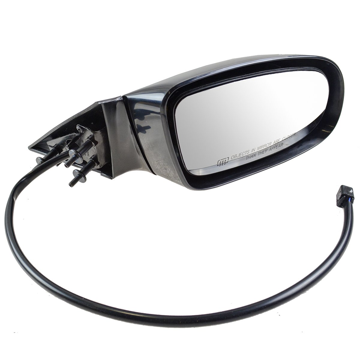 Replacement Mirror Glass for 95-96 Roadmaster// Fleetwood// Caprice Driver Side