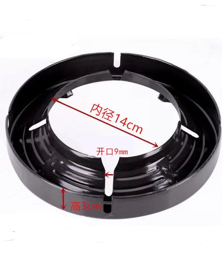 Amazon.com: Universal antideslizante metal esmaltado estufa ...