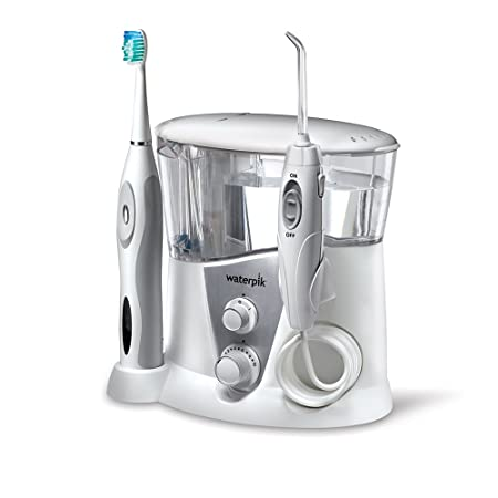 Waterpik WP-950 Complete Care 7.0 Water Flosser and Sonic Tooth Brush
