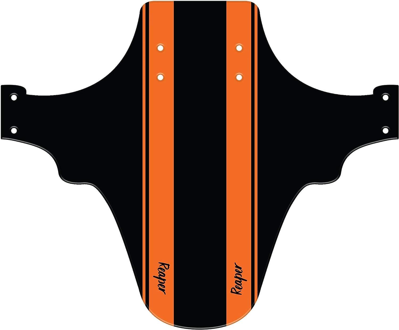 f/ácil de ajustar compatible con 24 pulgadas Reaper Accessories Guardabarros delantero para bicicleta de monta/ña 26 pulgadas y 27.5 pulgadas
