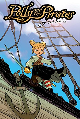 Polly and the Pirates, Volume 1 (Polly Pirates)
