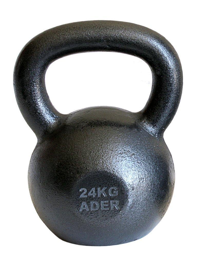 Ader Premier Kettlebell- (24kg) by Ader Sporting Goods