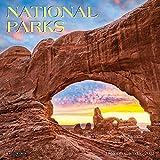 National Parks 2022 Mini Wall Calendar