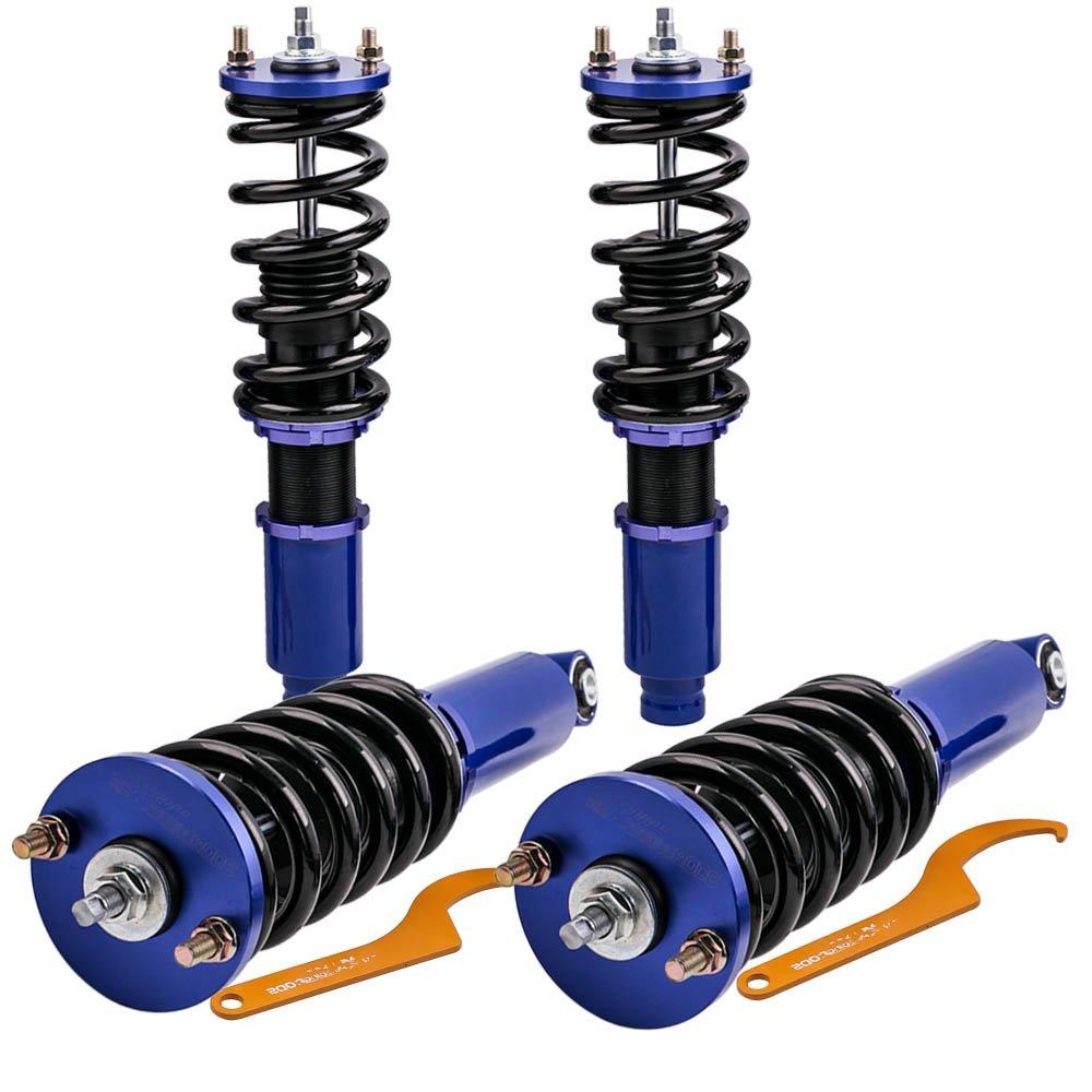 Coilovers for Honda CR-V 1996 1997 1998 1999 2000 2001 Suspension Adjustable Height Coil Spring Strut Shock Absorber