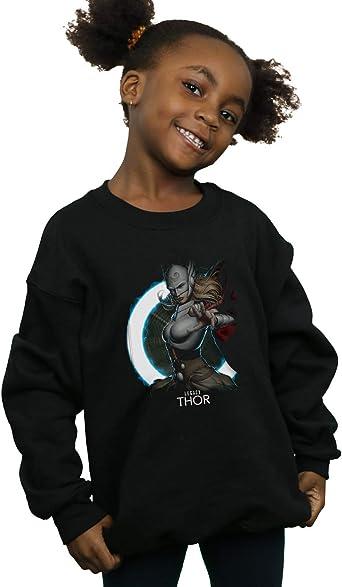 Marvel Niñas Female Legacy Thor Camisa De Entrenamiento: Amazon.es: Ropa y accesorios