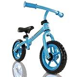 Metal Balance Bike Childrens Training Lightweight Training Wheels for Toddlers (Purple)