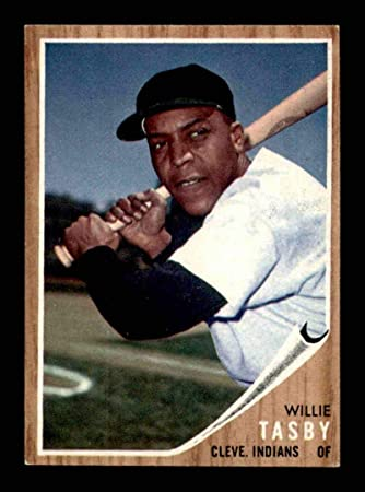 1959 Topps #143 Willie Tasby Baltimore Orioles RC Rookie Baseball Card