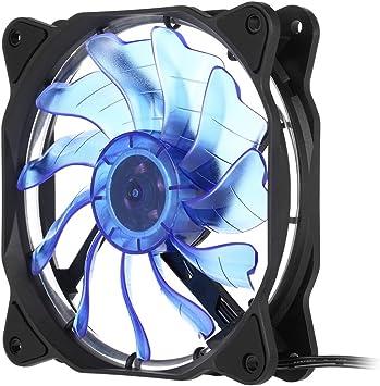 KKmoon 1stplayer Ventilador de CPU PC portátil fluido rodamiento ...