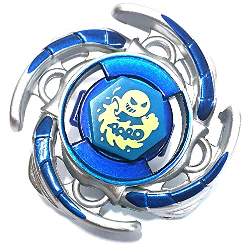 Takaratomy Beyblades #BB72 Metal Fusion 105F Premium Returns Booster Aquario Battle Top