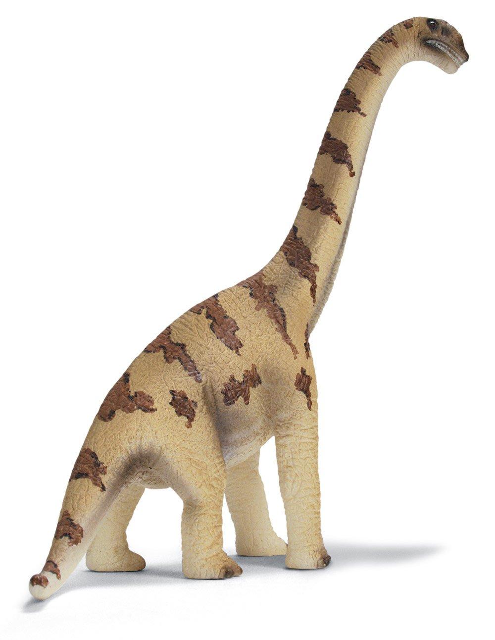 amazon com schleich brachiosaurus figure schleich toys games