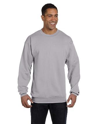 Champion Eco® 9 oz. Crewneck Sweatshirt: Amazon.co.uk: Clothing