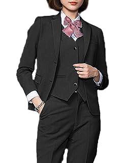 Amazon.com: WZW Juego de ropa de oficina para mujer, 3 ...