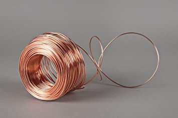 Copper wire bare uncoated unplated 500grams 14 gauge 160mm copper wire bare uncoated unplated 500grams 14 gauge 160mm diameter greentooth Images