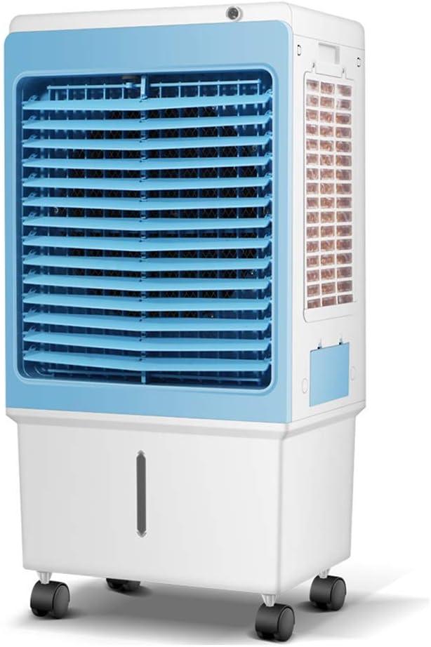 NZ-fan Fans 150 W Refrigerador de Aire Industrial Aire Acondicionado móvil Hotel Internet Café Fábrica Humidificación Comercial Refrigeración Aire Acondicionado refrigerado por Agua