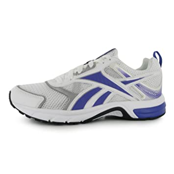 Reebok Pheehan Run 4 Running Shoes Womens Wht Purp (UK6.5) (EU40 ... c0f9aa834