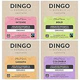 80 Ethical Pods for Nespresso - Organic Fairtrade Coffee Biodegradable & Compostable