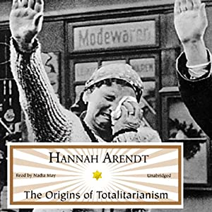 The Origins of Totalitarianism Audiobook