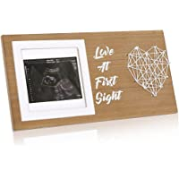 Sonogram Picture Frame - Ultrasound Picture Frame,Love At First Sight Sonogram Frame Expecting Baby To Be Unique Gifts…