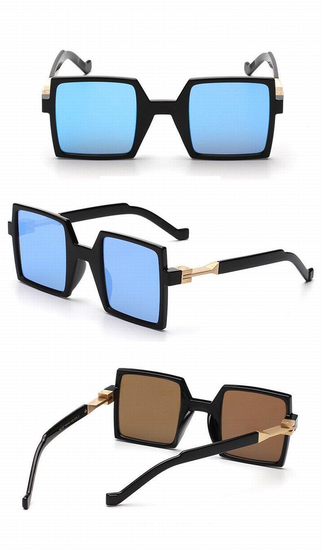 Sonnenbrille Reine TitanRahmen UltraLicht Linse Sonnenbrille Helle ...