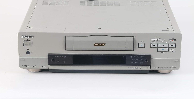 Sony DHR-1000 DV Studio Player/Recorder VCR