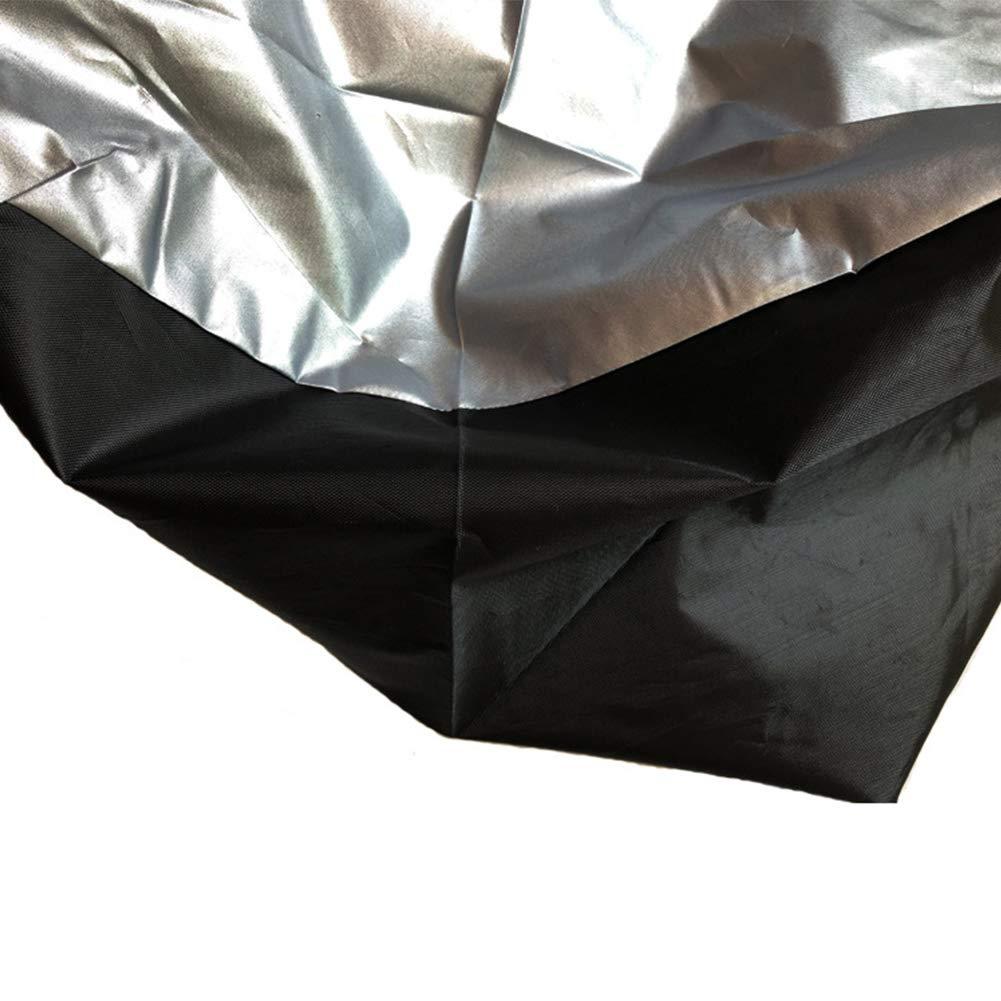 Reifen-Ersatzabdeung 1//2 // 4Stk 1 st/ü staubdichter Reifenschutzbezug Aufbewahrungsbeutel Radschutz Auto Leichtgewicht Wasserdichter elastischer Reifenkoffer UV-best/ändiger