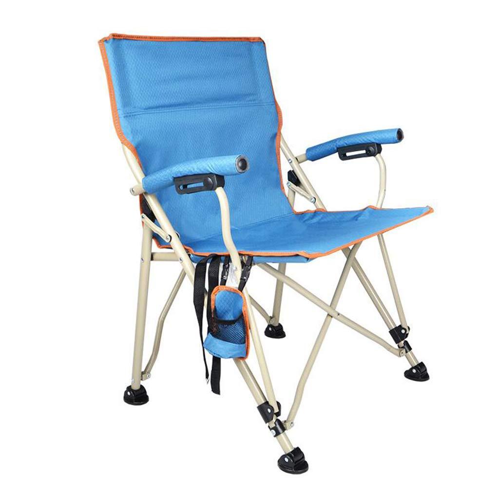 LLRDIAN Outdoor Klappstuhl ▏ Skizzenstuhl tragbarer Strandstuhl Fishing Angeln im Freien großer Regiestuhl ▏ Sessel
