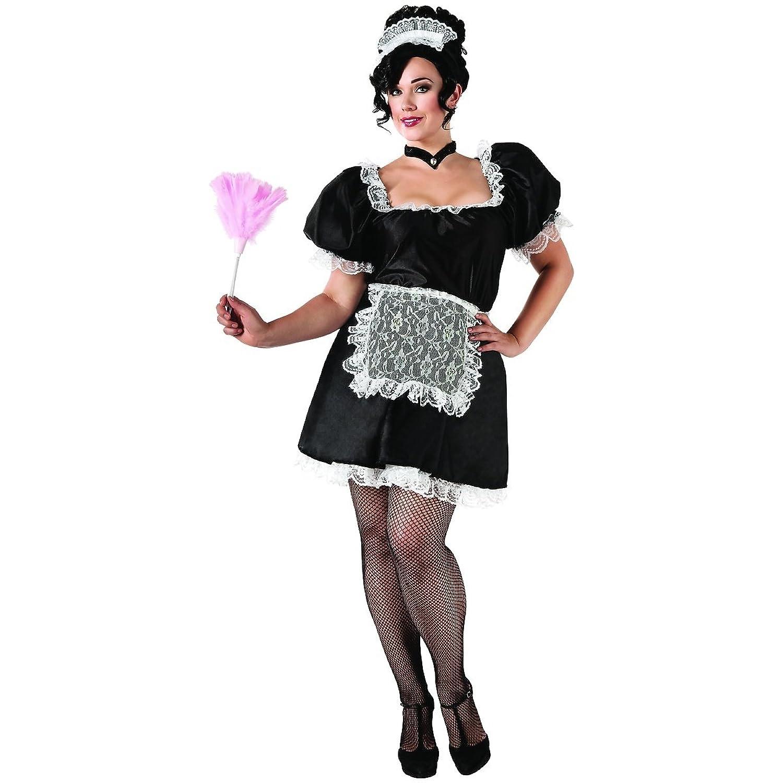 Amazon French Maid Costume Plus Size Dress Size Up To 18