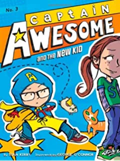 Captain Awesome and the New Kid (Captain Awesome (Quality))