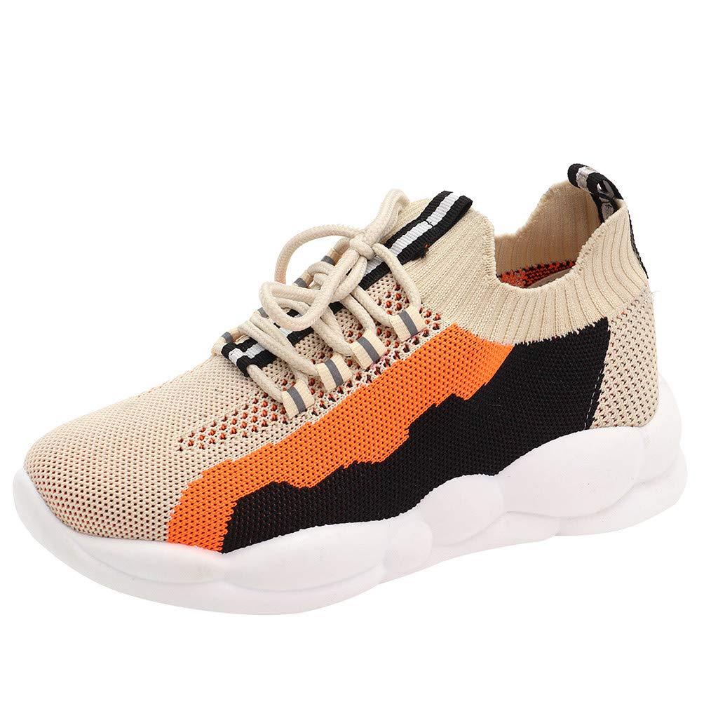 fiosoji Zapatos de malla,zapatos de malla transpirable con ...