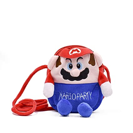 Jewh Hot Cartoon Plush Backpack 17cm Cute Children School Bags Infant Baby Peluche Bags Toy Gifts