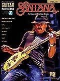 Guitar Play-Along Volume 21: Santana (Book/Online Audio) (Hal-Leonard Guitar Play-Along)