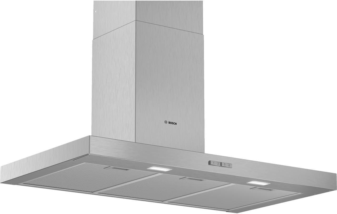 Bosch DWB94BC50B Serie 2 - Campana de cocina plana (90 cm, acero inoxidable): Amazon.es: Hogar