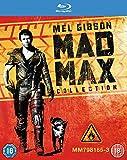 The Mad Max Trilogy [Blu-ray] [2013] [Region Free]