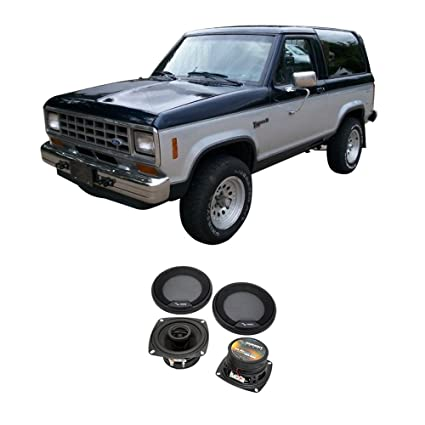 Amazoncom Compatible With Ford Bronco Ii 1983 1988 Front