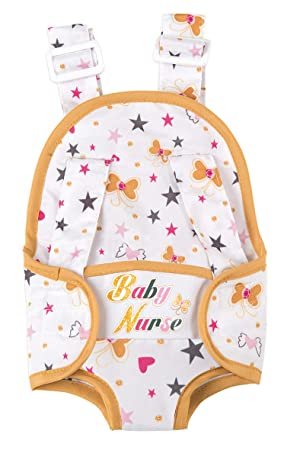 Smoby - 220331 - Baby Nurse - Sac Porte Bébé réglable  Amazon.fr ... 18784c5f312