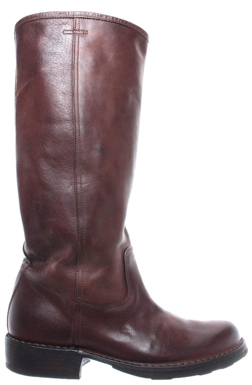 FIORENTINI + BAKER Damen Schuhe Stiefel 7460-9 Leder Leder Leder Braun Neu eea27f