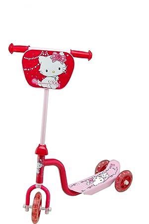 Toimsa 6112 Patinete Charmmy Hello Kitty: Amazon.es ...