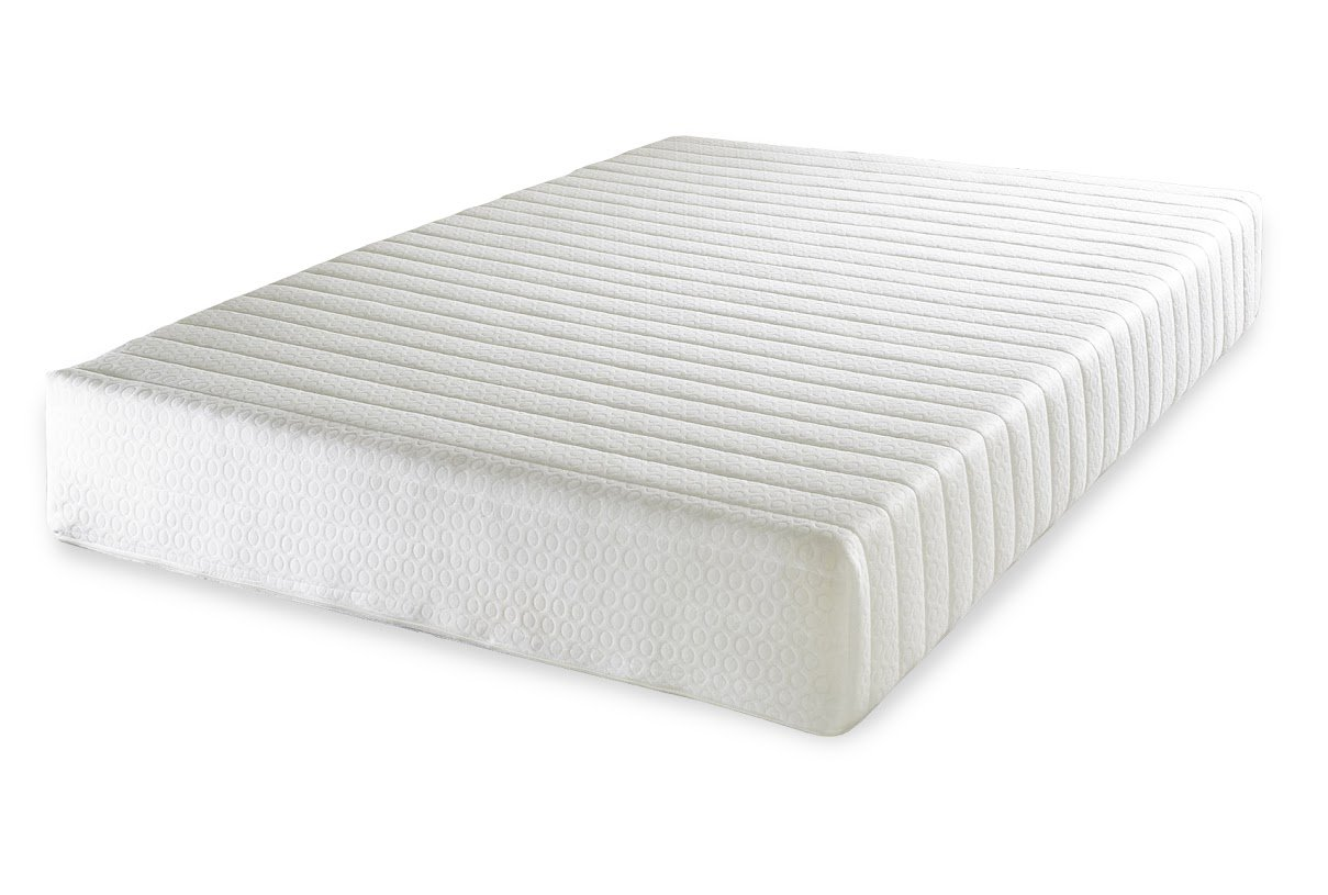 Slumber World Luxury coil/bonnell Spring mattress with zip off cover | available in 2 sizes | 16-18cm Deep mattress (2ft 6 (76cm x 190cm))