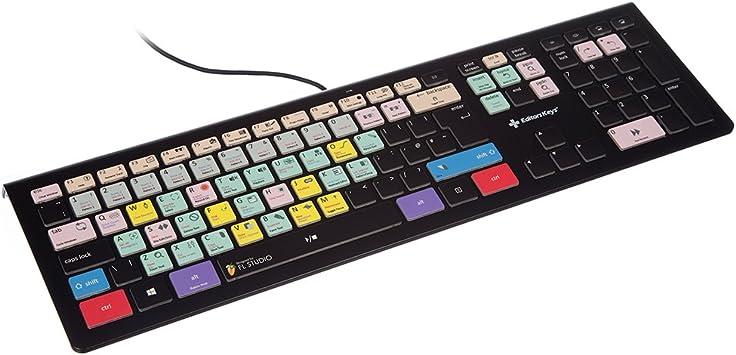 FL Studio teclado retroiluminado – acceso directo teclado Fruity Loops