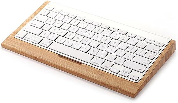 acekool Soporte de teclado Madera Craft – Soporte para ...