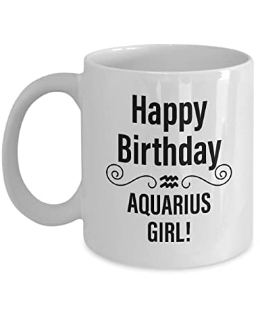 Aquarius Gift - Aquarius Coffee Mug - Aquarius Gifts for Women, Mom, Mother,